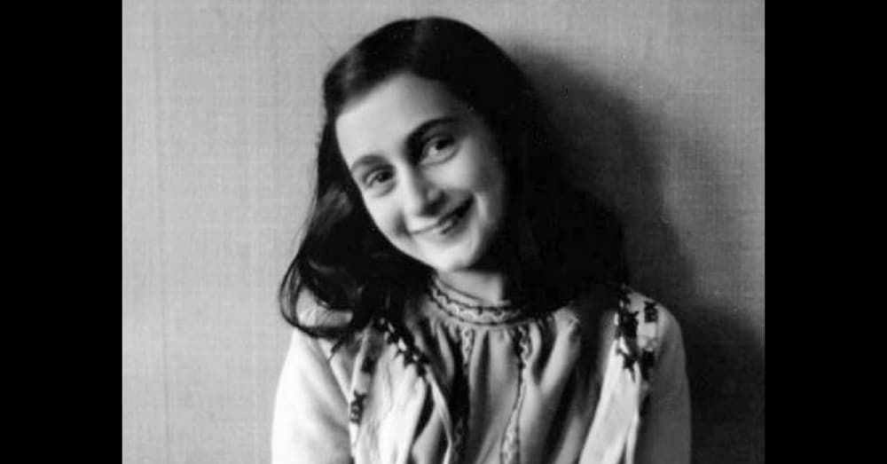 Anne Frank Would Have Been 88 This Year. Celebrate Her Life With These Touching Photos