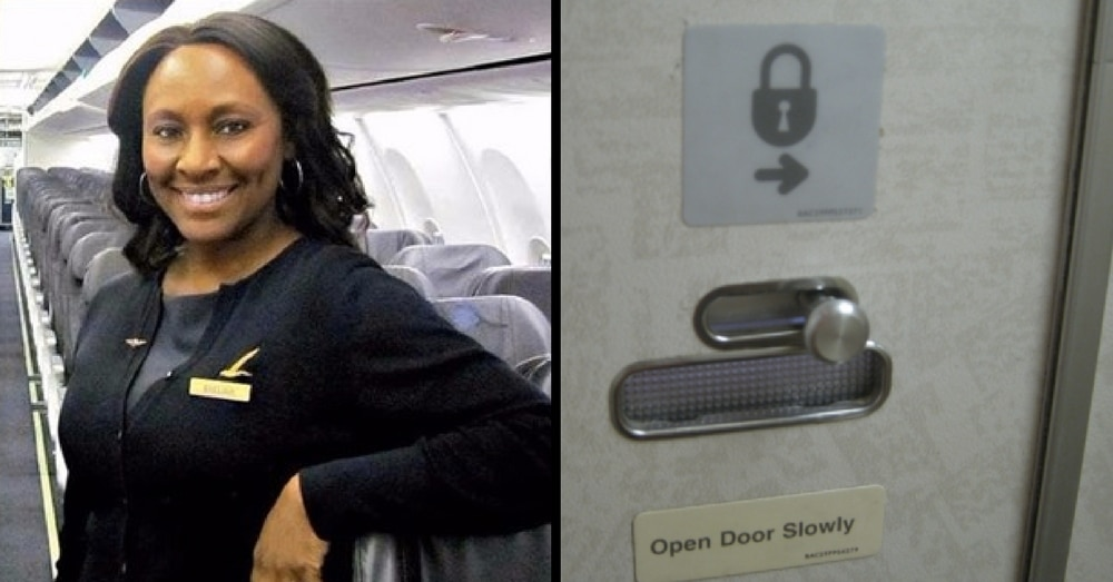 She Notices Something 'Off' About Couple On Flight, Then Makes Horrifying Realization…