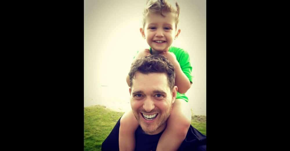 3 Months After Revealing Son Has Cancer, Michael Bublé Has Urgent Message For Fans
