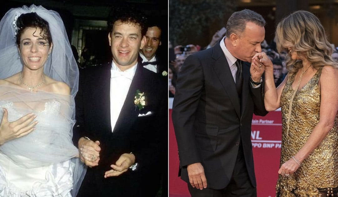 Tom Hanks Reveals The Secret To His Long And Happy Marriage With Rita Wilson
