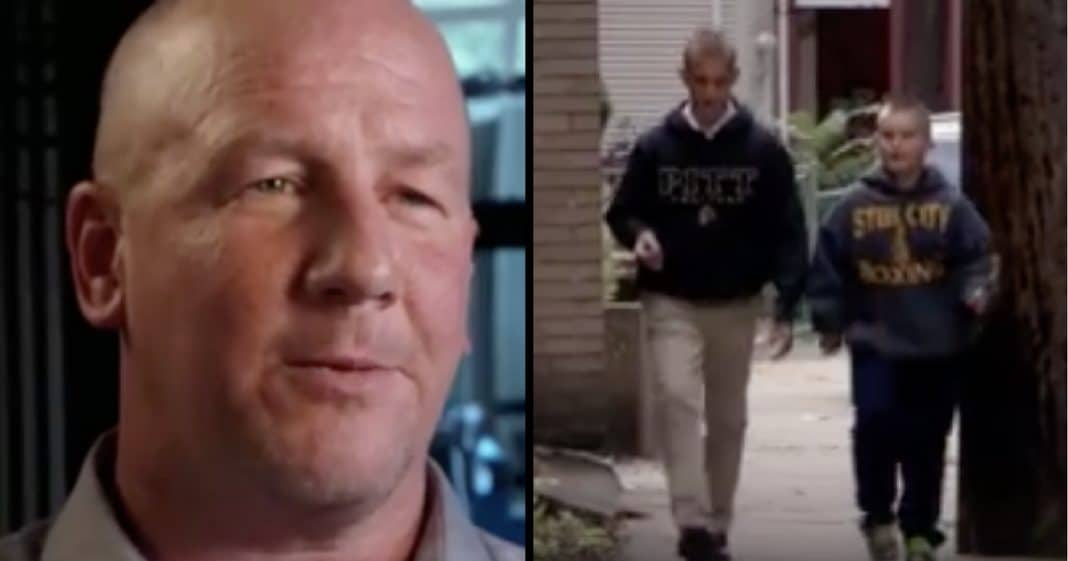 Detective Searches For Foster Brothers. When He Sees How They're Living Takes Immediate Action