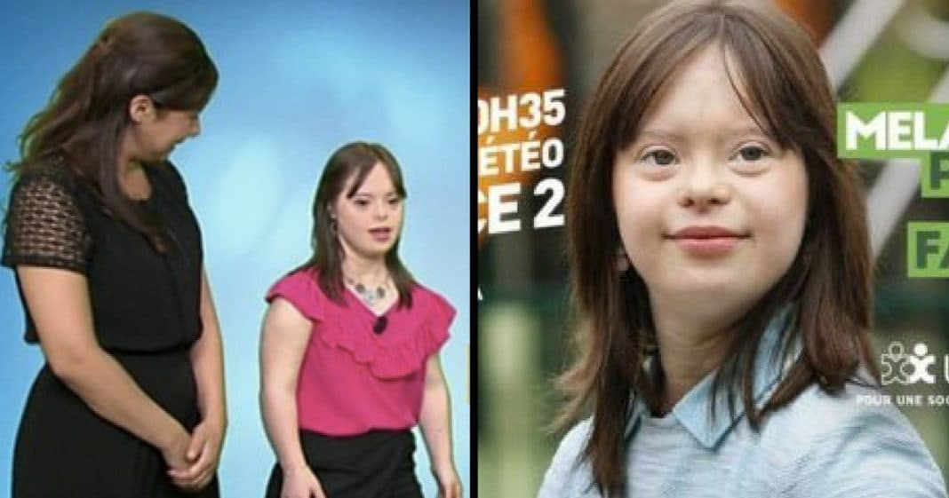 TV Station Makes Down Syndrome Girl's Dream Come True. The Result Is Amazing