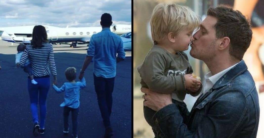 Michael Bublé Makes Stunning Announcement About Son's Cancer Treatment