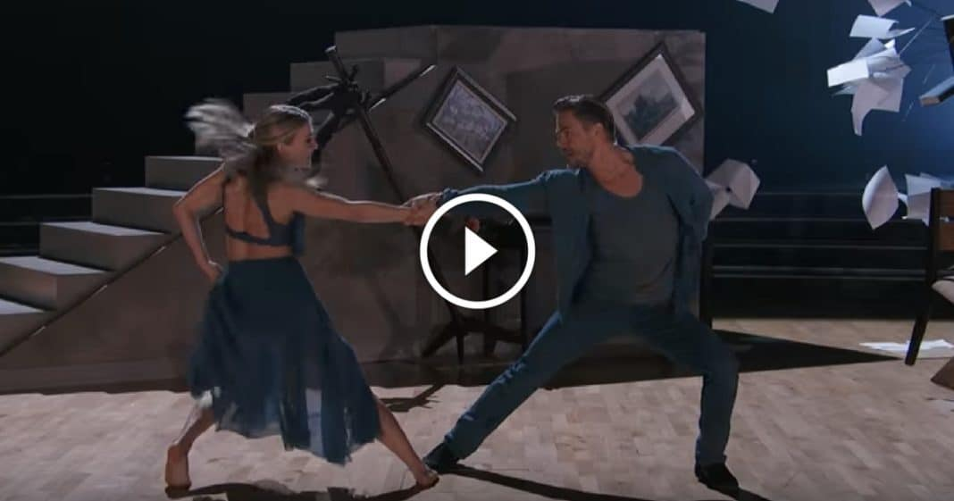 Derek And Julianne Hough's Heart-Wrenching Dance About Parents' Divorce Will Have You In Tears…