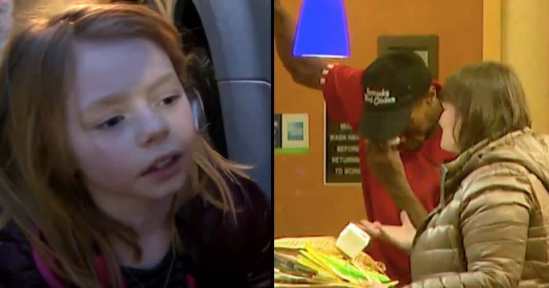 He Says He Doesn't Want Black Man Touching Food. What 8-Yr-Old Does Next Leaves Him In Tears