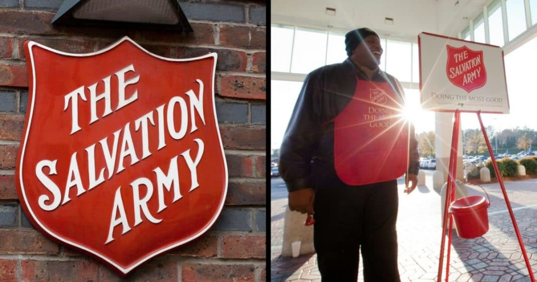 Featured Charity Spotlight: The Salvation Army