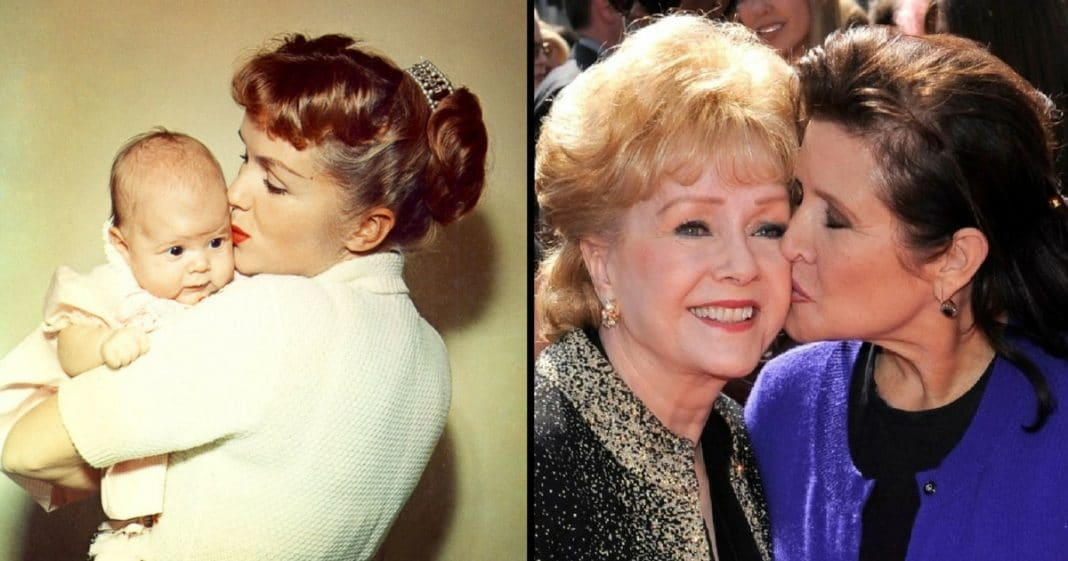 Carrie Fisher And Debbie Reynolds' Family Unveils Shared Tombstone-A Perfect Testament To Their Love