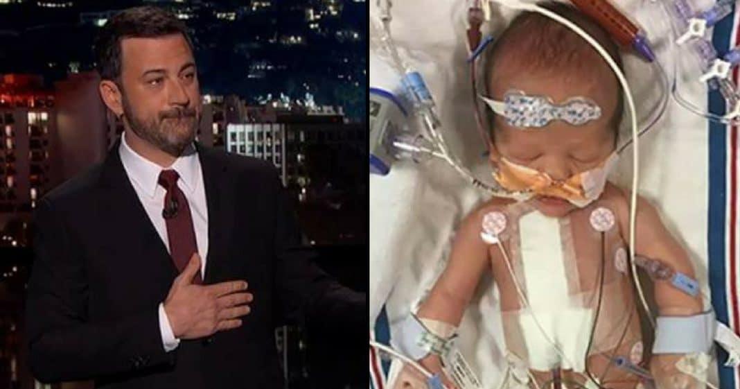 Jimmy Kimmel Shares Stunning Update On Newborn Son's Heart Surgery