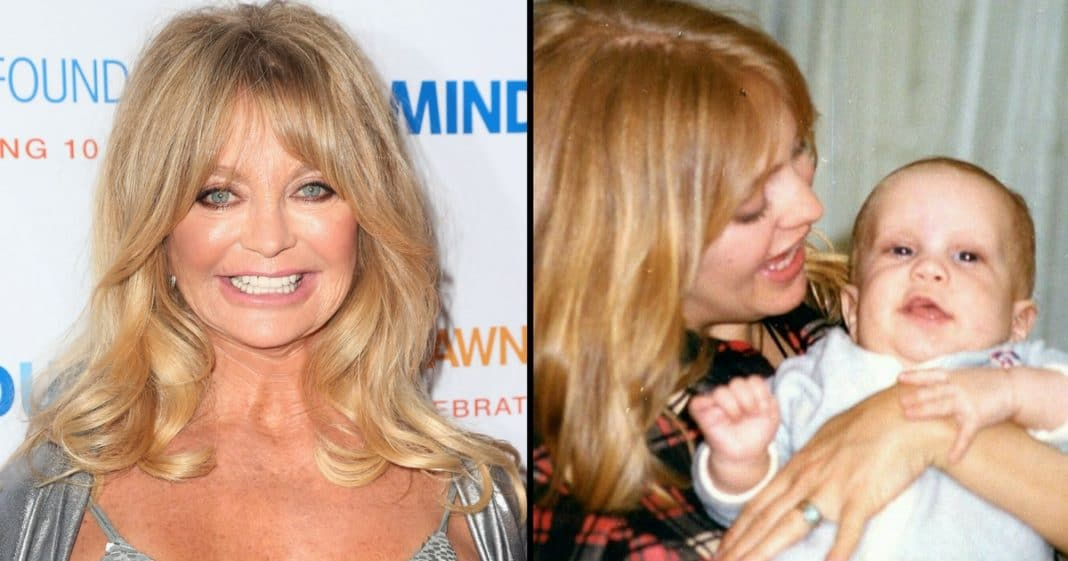 Goldie Hawn Reveals Son Almost Died, Shares Prayer That Changed Everything