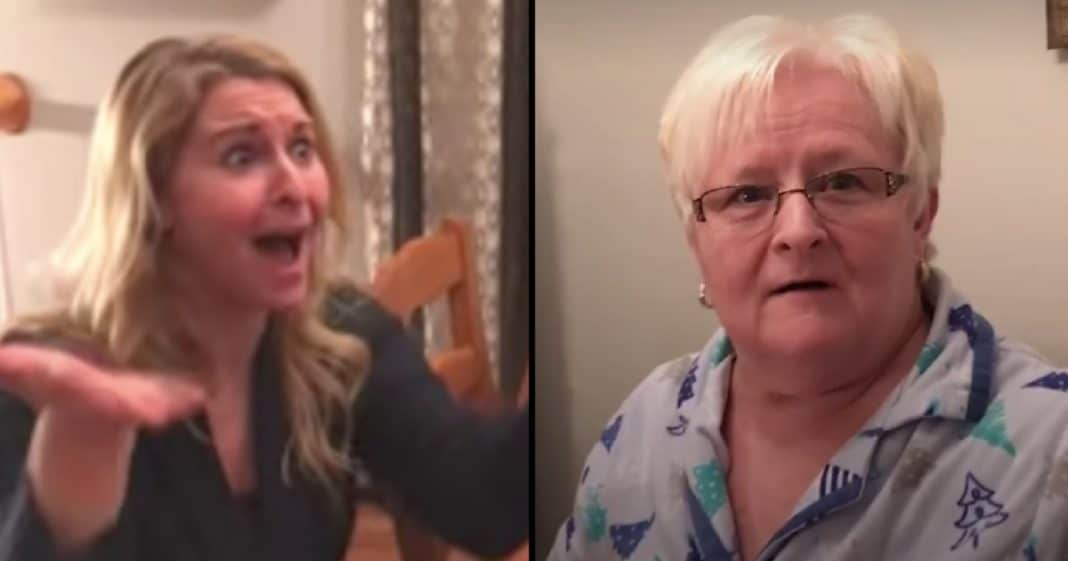 Daughter Uses Game To Reveal She's Pregnant. When Mom Figures It Out Her Reaction Is Priceless