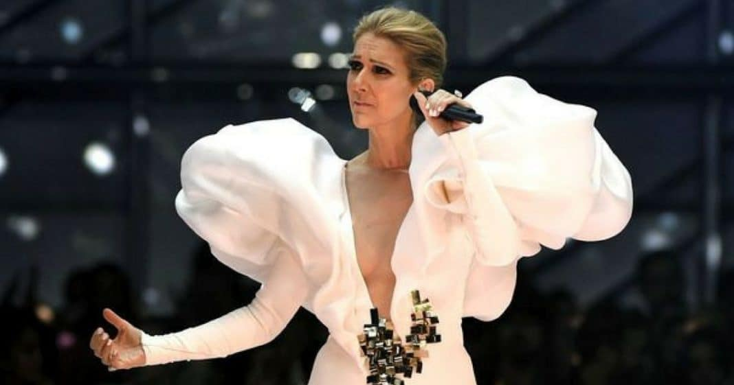 Celine Dion Leaves Audience In Tears With New Rendition Of 'My Heart Will Go On'