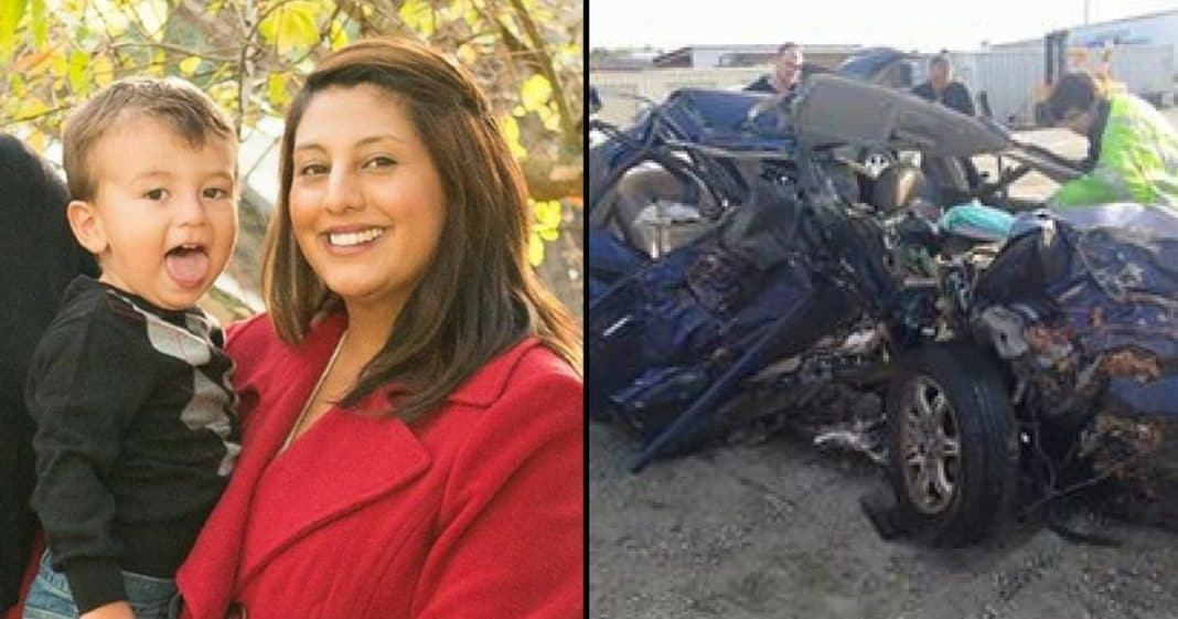 She Prays For Victim Of Horrific Crash. Hours Later She Gets A Life-Changing Phone Call