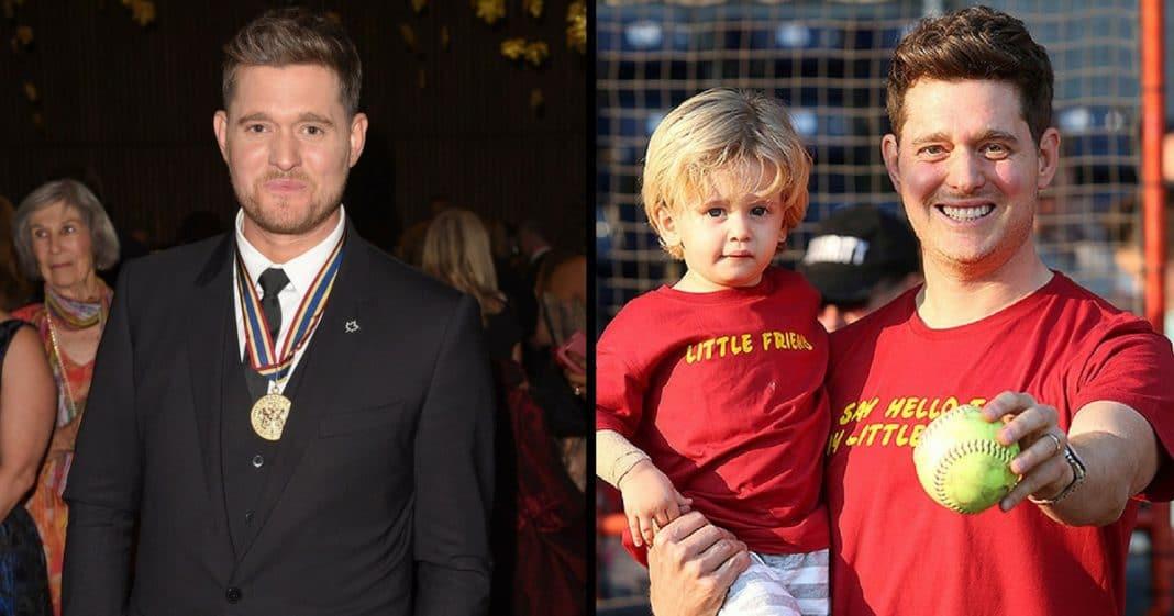 Michael Bublé Makes 1st Appearance Since Son's Cancer Diagnosis, Has Beautiful Message For Fans