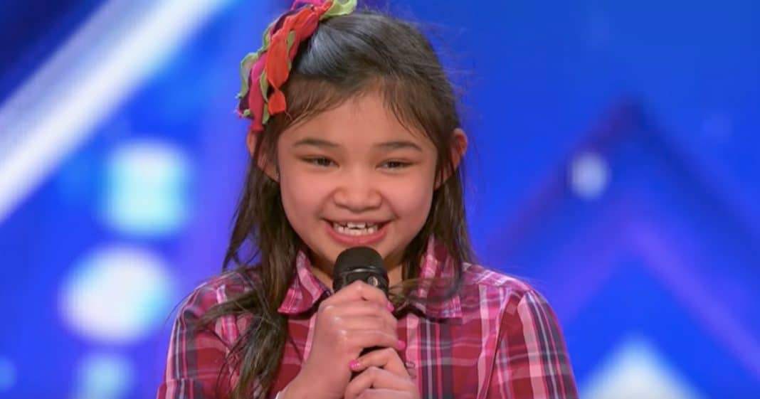Judges Skeptical When She Says She Wants To Be Next Whitney Houston. It Only Takes Her Seconds To Prove It