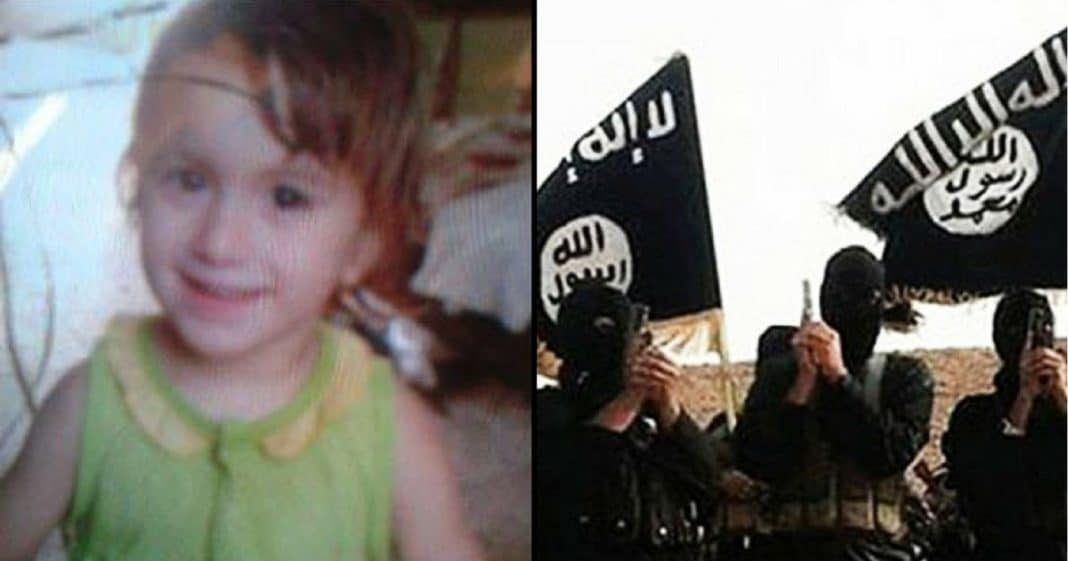 Toddler Abducted By ISIS 3 Years Ago. Watch As She's Finally Reunited With Her Family