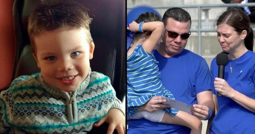Walt Disney World Honors Boy Killed By Alligator With Heart-Wrenching Memorial