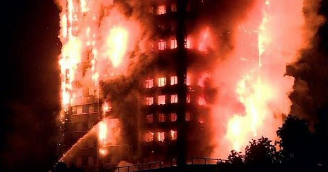 Mom Tosses Baby From 10th Floor Of Burning Building. What This Man Does Next Is A Miracle