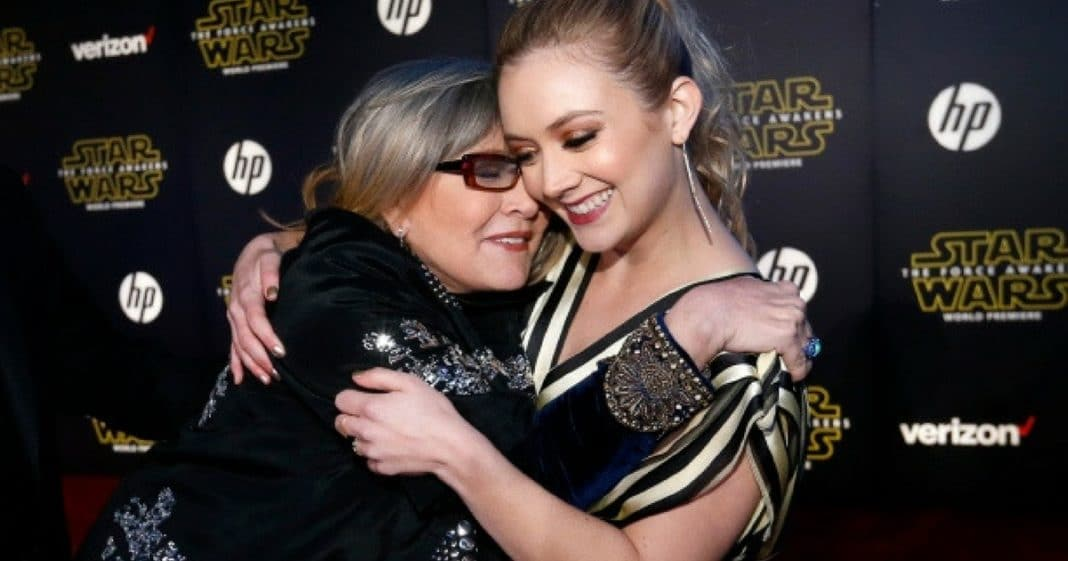 Carrie Fisher's Daughter Speaks Out After Heartbreaking True Cause Of Mom's Death Revealed