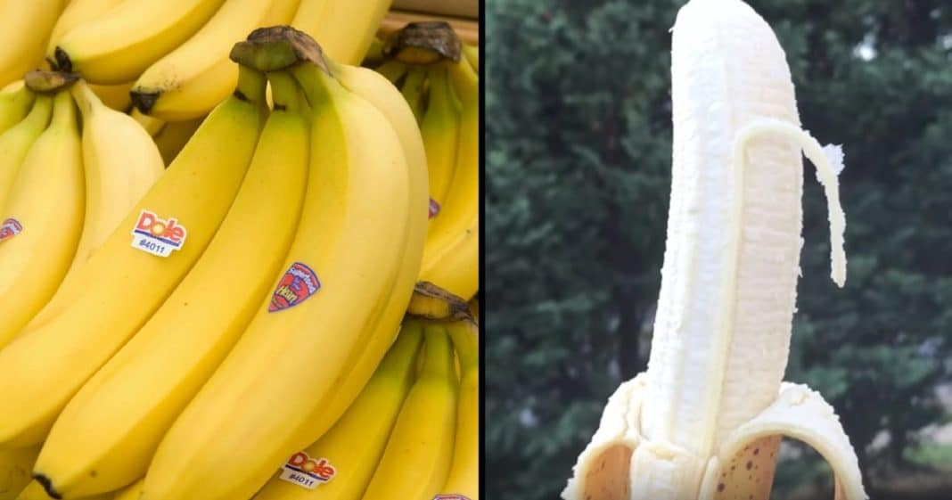 Those Strings On Your Banana Have A Name…And A Purpose