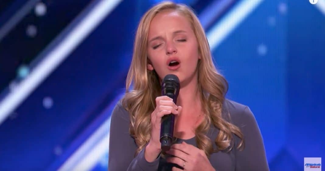 Teen Has Audience In Tears Before She Even Begins, But When She Starts To Sing…Breathtaking