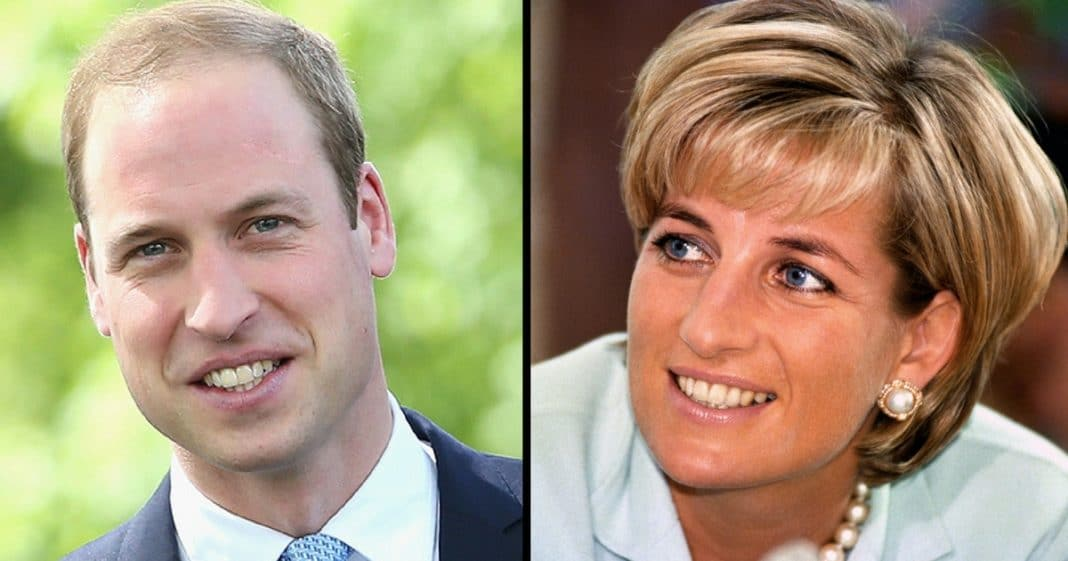 Prince William Visits WWII Veterans, People Instantly See Diana When He Does This