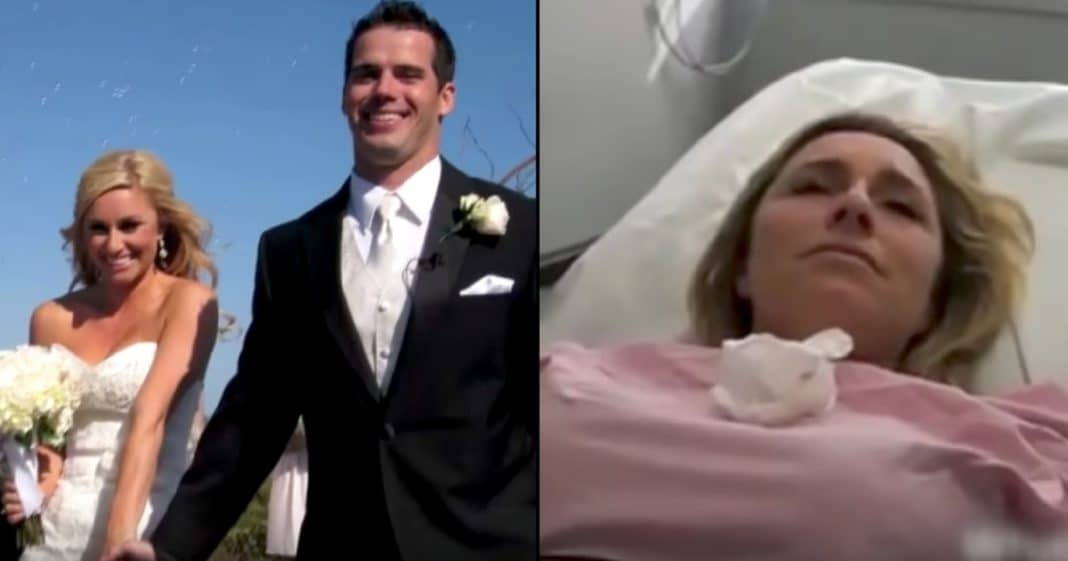 Wife Devastated After Years Of Infertility, Then Gets Phone Call That Rocks Her World