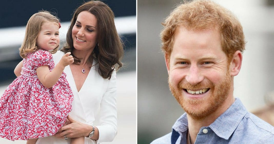 Princess Charlotte Steps Out With Mom, People Immediately Notice She's Just Like Uncle Harry