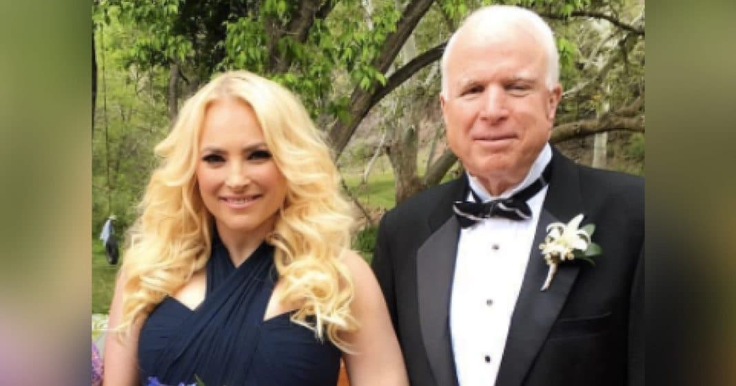 John McCain's Daughter Pens Heart-Wrenching Letter After Senator Reveals He Has Brain Cancer