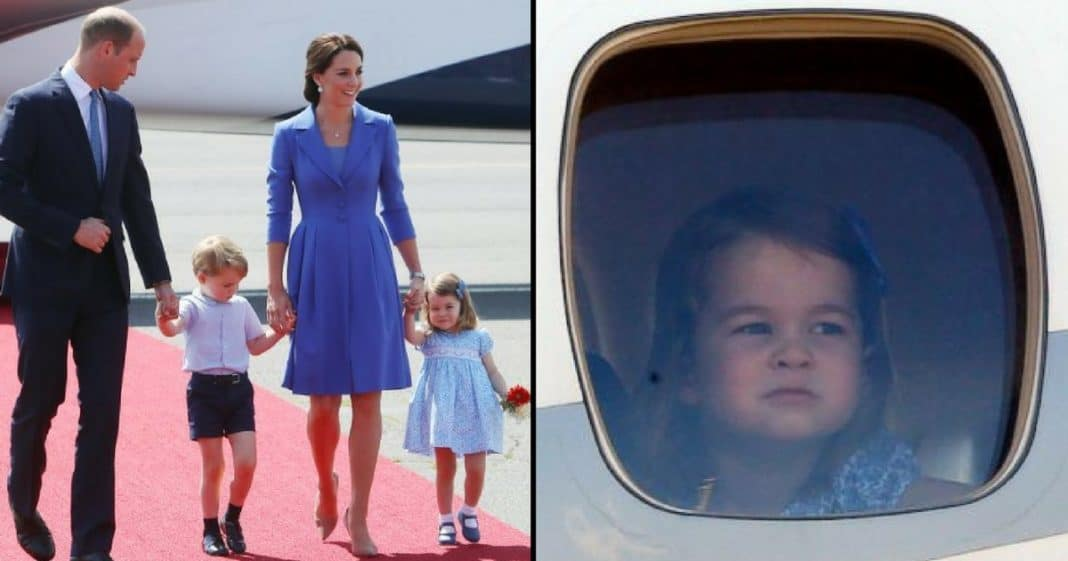 George And Charlotte Melt Hearts With Their Adorable Antics After Berlin Arrival