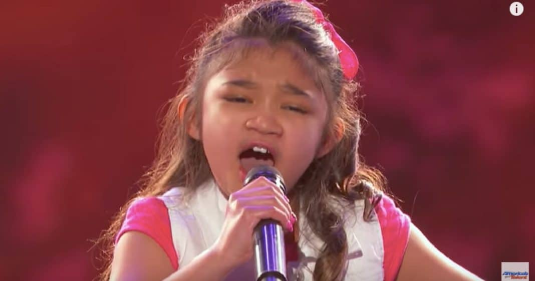 Judge Doesn't Think 9-Yr-Old Can Handle Alicia Keys Hit, But When She Opens Mouth His Jaw Drops