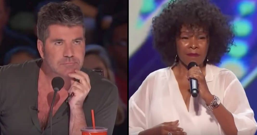 Simon Stops Her In Middle Of Audition, But What She Does Next Has Audience On Their Feet