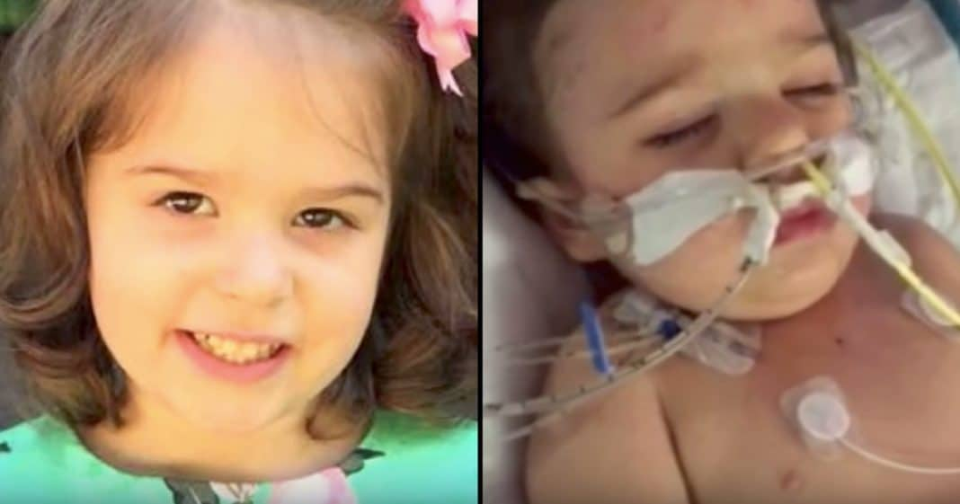 Doctors Say 'Brain-Dead' Daughter Is Going To Die, Then She Says 4 Words That Stun Them