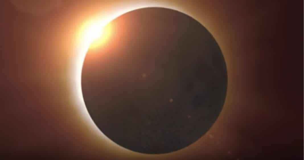 Watch The History-Making Solar Eclipse Here!