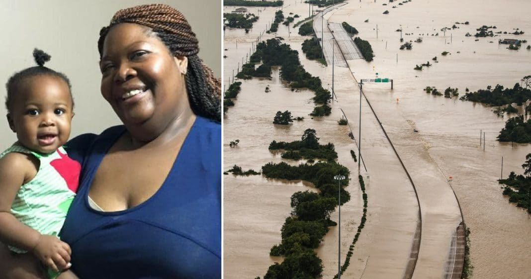 Heroic Mom Makes Ultimate Sacrifice For 3-Yr-Old Daughter Swept Away By Flood
