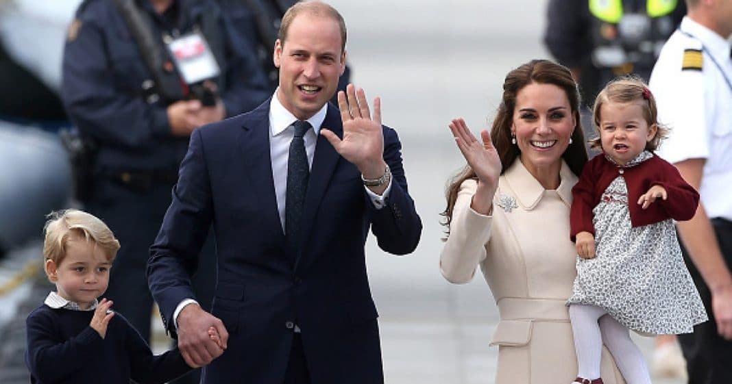Prince William And Kate Have Banned One Very Surprising Item From Their Home