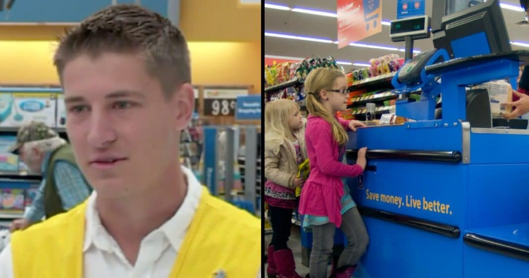 Rude Customers Hassle Foster Mom At Walmart. What Cashier Does Next Leaves Her In Tears