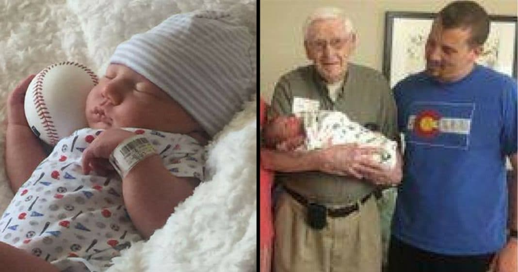 Couple Welcomes Baby Boy, Then Doctor Sees Birth Certificate, Says Odds Are 1 in 33 Thousand