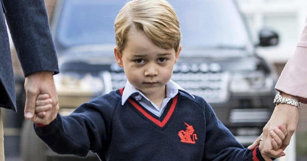Prince George Has Only Been In School 3 Weeks, Already Has Some Hilarious Opinions About It