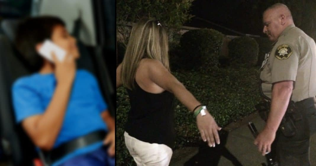 11-Yr-Old Calls Cops On Drunk Driver, Then They Discover Who She Is