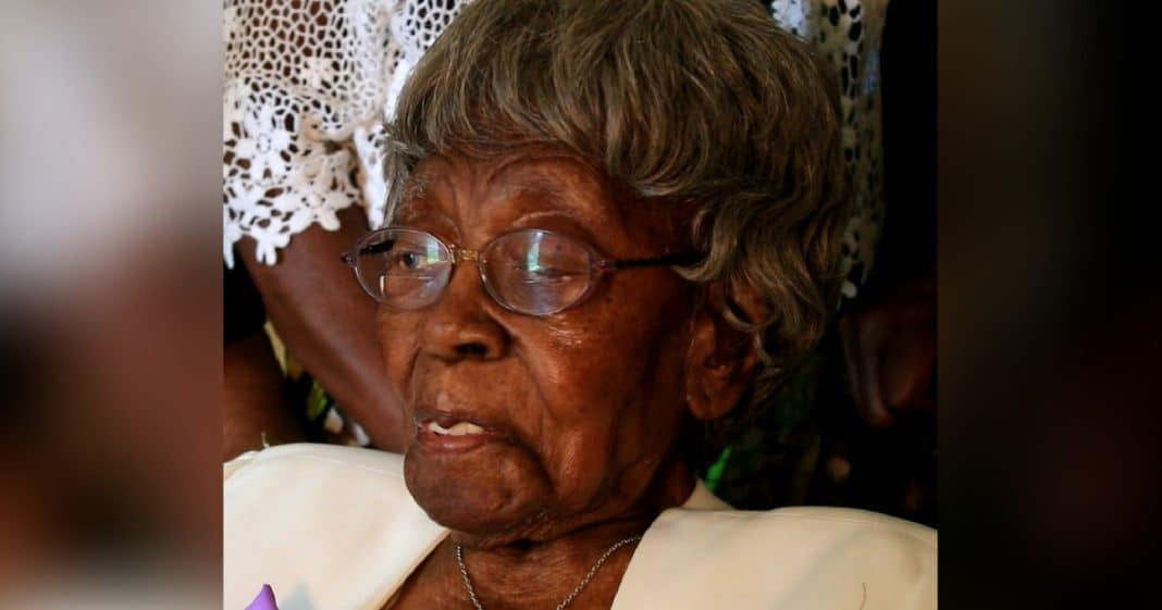 She Recites Psalm 23 On 112th Birthday, Then Says She's Ready To 'Be With Jesus'