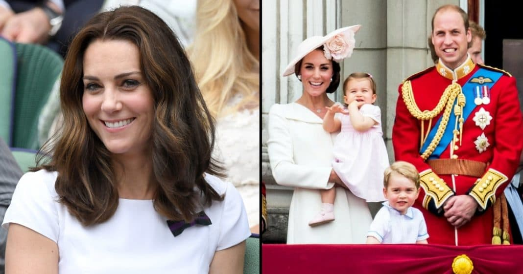 Duchess Kate Has Given Us One Sneaky Clue Before Each Of Her Pregnancy Announcements
