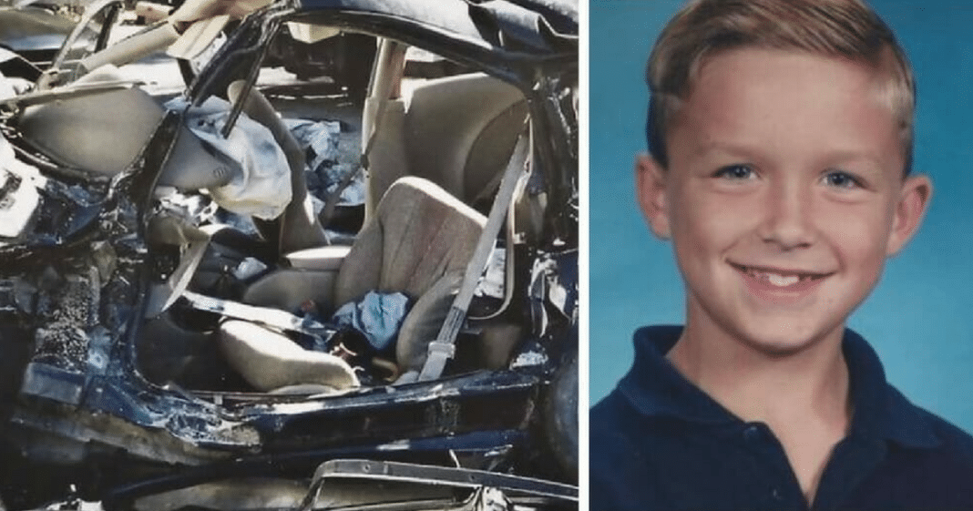 Son Dies Twice In Hospital After Car Crash, Wakes From Coma And Tells Mom Who He Saw In Heaven