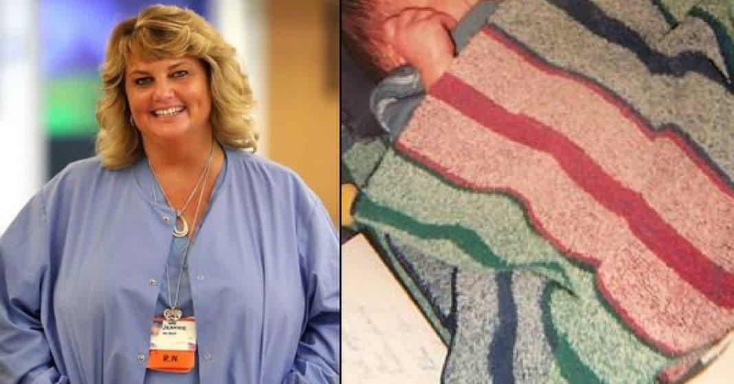 Teen Walks Into Hospital With Shoe Box. When Nurse Looks Inside Her Heart Drops