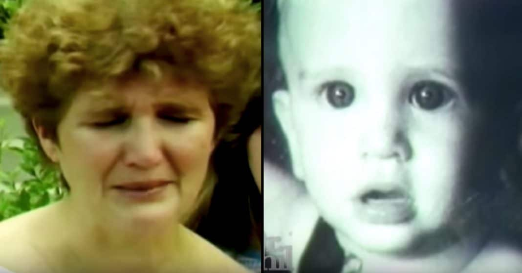 Son Snatched From Crib As Baby. 31 Yrs Later, Mom Leaves Message From Beyond The Grave