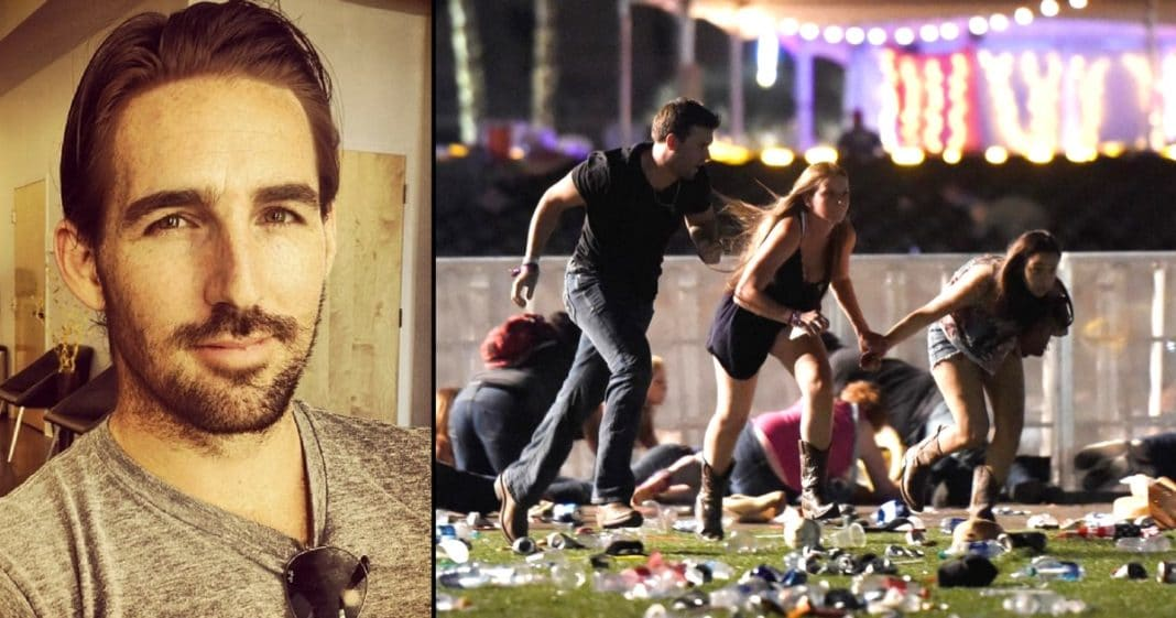 Singer At Deadly Las Vegas Concert Shares Bold Message Of Hope With Fans