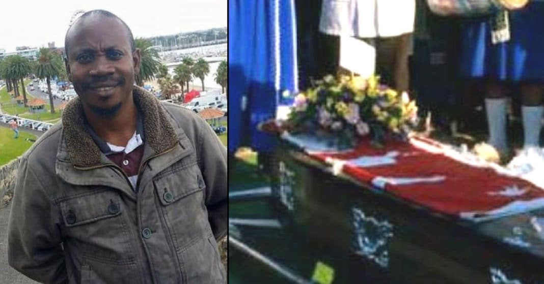 Husband Pays To Have Wife Killed. Jaw Drops When She Walks Into Own Funeral