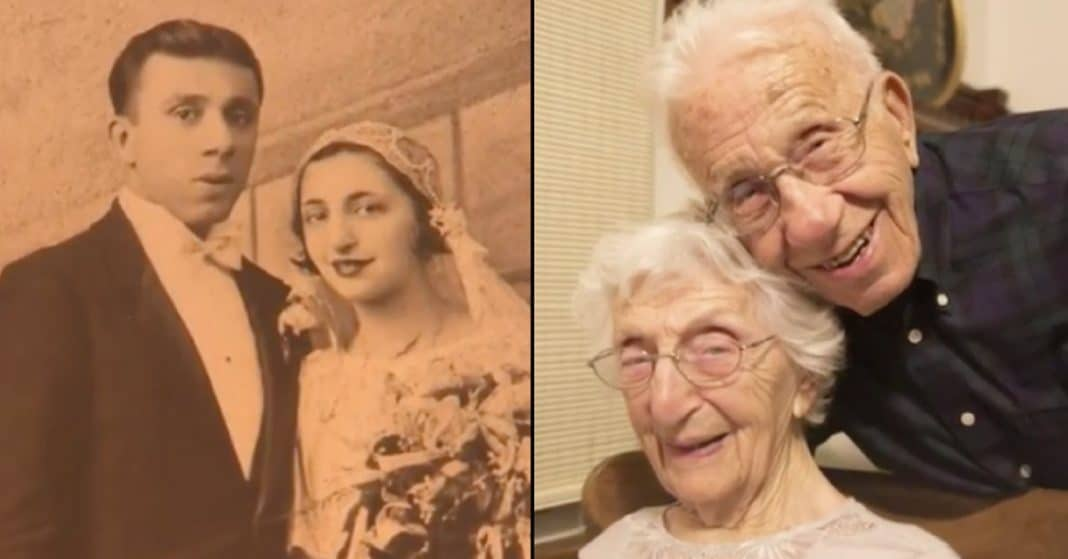 This Sweet Pair Is The 'Longest-Married Couple In America' – And They Just Made History