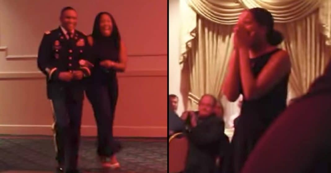 Teen Invites Uncle To Father-Daughter Dance, Then Sees Man In Uniform Walk Onto Dance Floor
