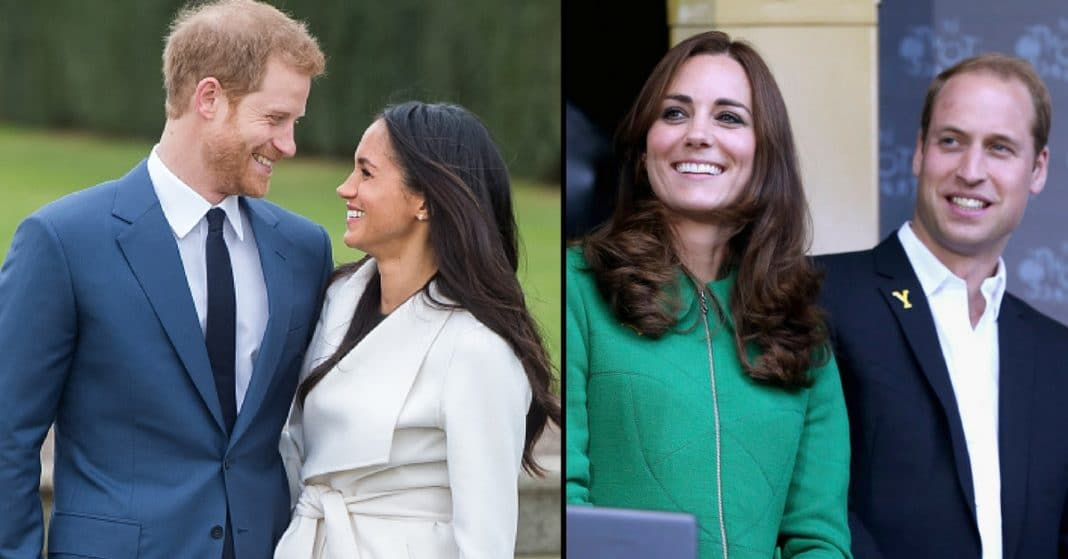 Prince Harry Proposes To Meghan Markle. William And Kate Have The Best Reaction