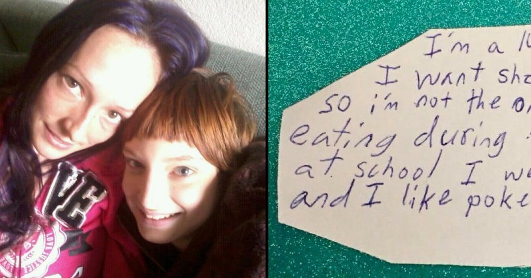 She Asks Teen What He Wants For Christmas. Secret He Tells Her Leaves Her Sobbing
